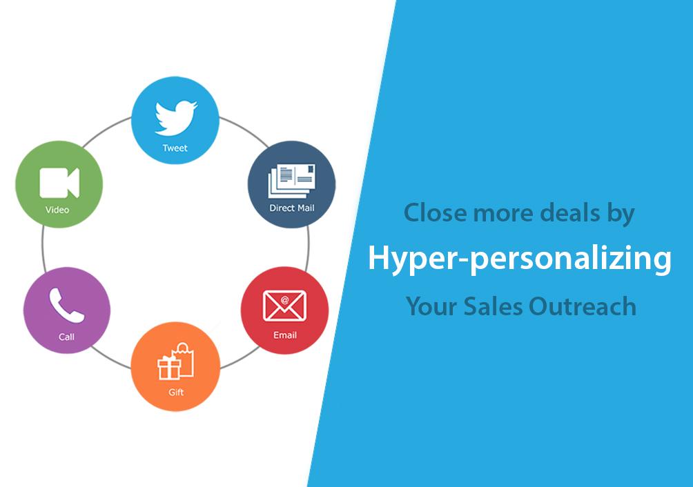 hyper personalization in sales